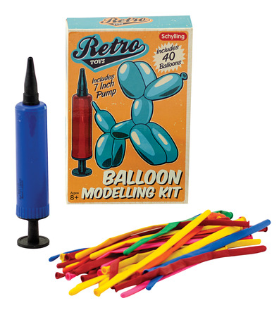 Retro Balloon Kit picture