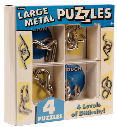 Large Wire Puzzles picture