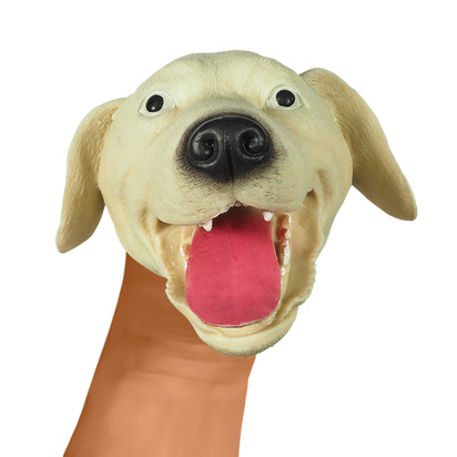 Dog Hand Puppet picture