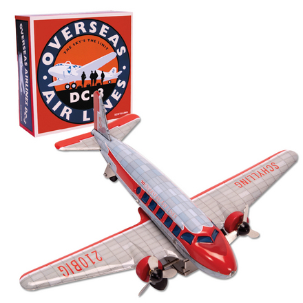 Dc Airplane-Printed picture