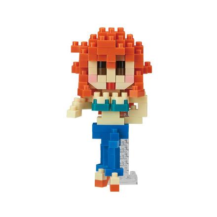 Nami One Piece Nanoblock picture