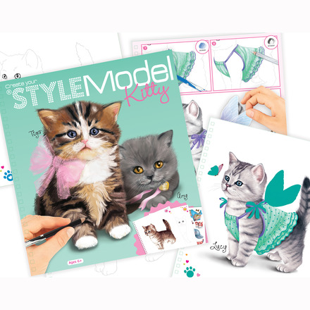 Style Model Kitty picture