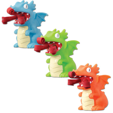 Curly Pop Dragons - Fire Breathers picture