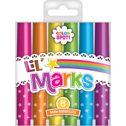 Color Spot Lil Marks Mini Markers Assortment 1 picture