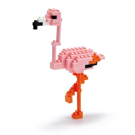 Nanoblock Flamingo picture