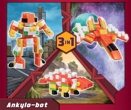 Terablock 3 in 1 Ankylo-bot picture
