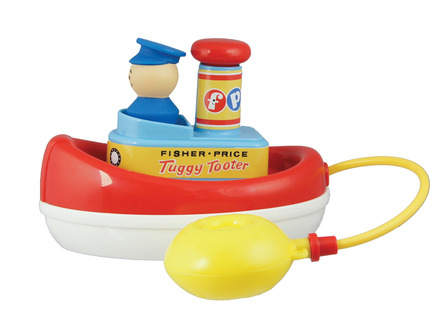 Fisher-Price Tuggy Tooter picture