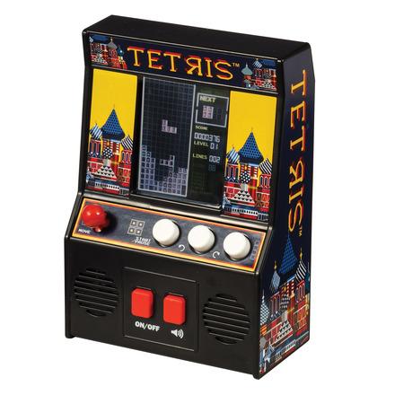 Tetris Retro Arcade Game picture