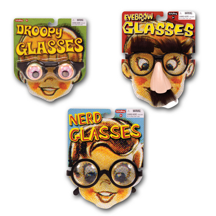 Funny Glasses Assortment picture