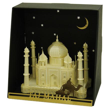 Taj Mahal papernano picture