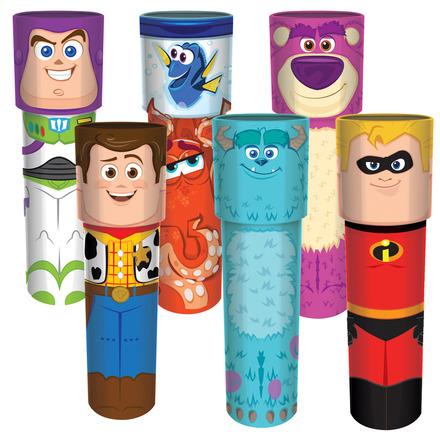 Disney Pixar Tin Kaleidoscopes picture