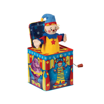 SILLY CIRCUS JACK IN BOX picture