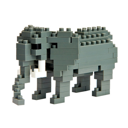 Nanoblock African Elephant picture