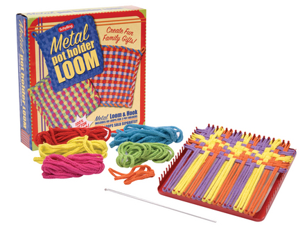 Metal Potholder Loom picture