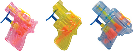 Mini Squirt Guns Assted picture