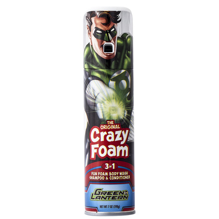 Crazy Foam Justice League Green Lantern picture