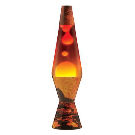 """14.5"""" LAVA LAMP COLORMAX VOLOCANO picture"""