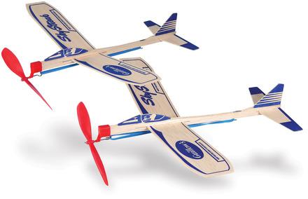 Sky Streak Balsa Plane Boxed picture