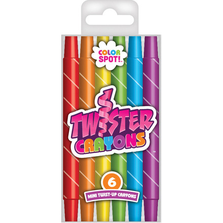 Color Spot Twister Crayons picture
