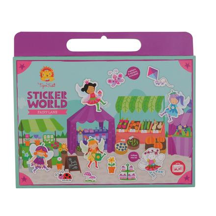 Sticker World Fairy Lane picture