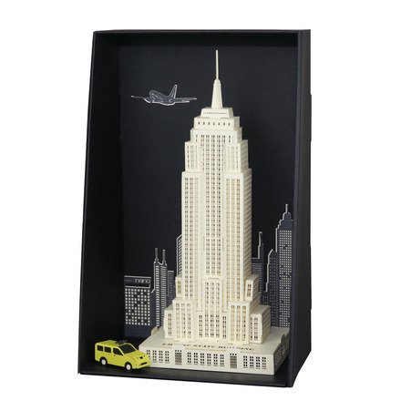 Empire State Building papernano picture