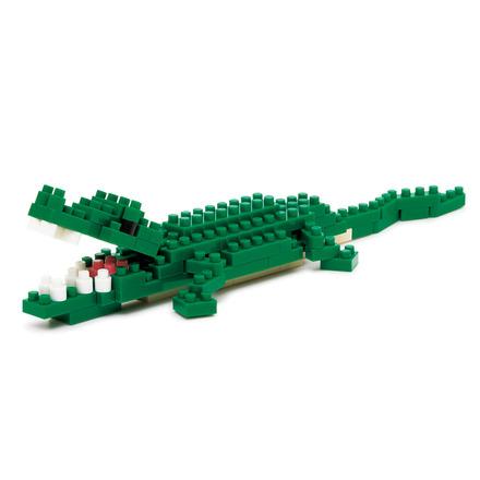 Nanoblock Nile Crocodile picture
