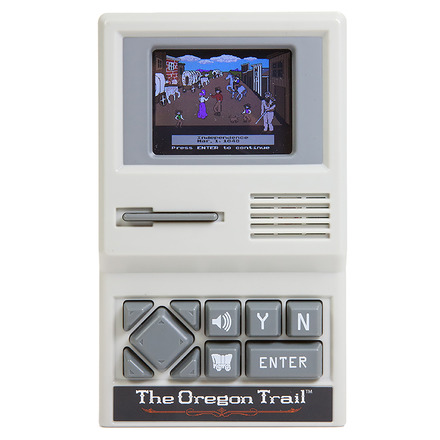 Oregon Trail Hand Held Game picture