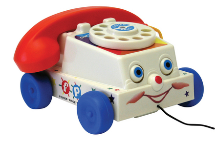 Fisher Price Chatter Phone picture