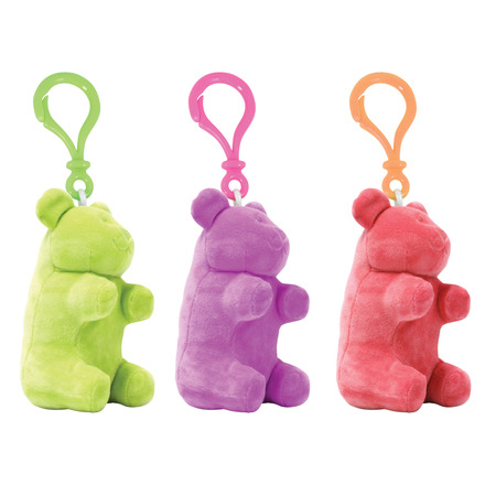 Gummy Bear Plush Clip On picture
