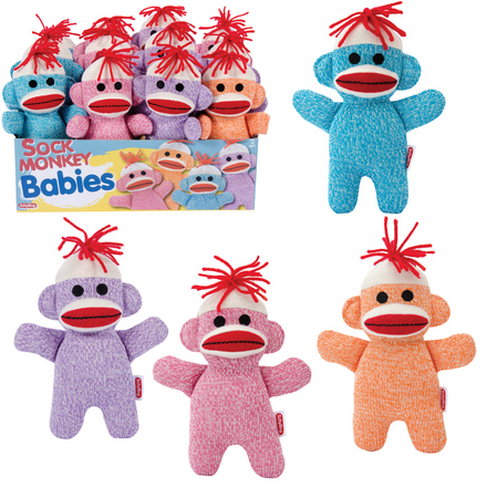 Sock Monkey Babies Ast picture