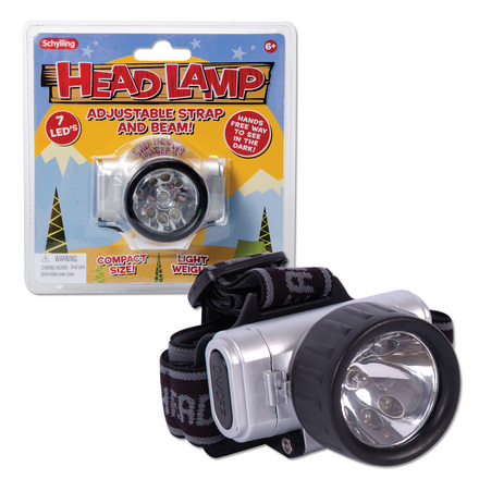 Led Head Lamp picture