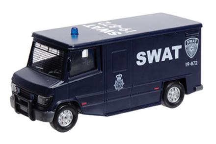 DIECAST SWAT VAN picture