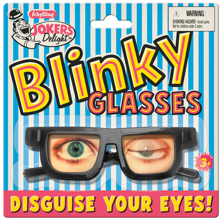 Lenticular Funny Glasses picture