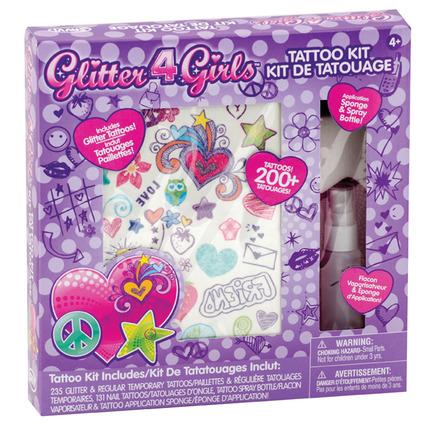 Glitter4Girls Tattoo Kit picture