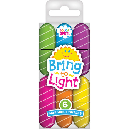 Color Spot Mini Hghlighters picture