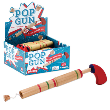 Wooden Pop Gun picture