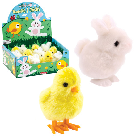 Wind Up Bunnies And Chicks picture