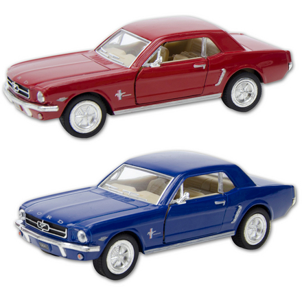 Die Cast 1964 1/2 Mustang picture