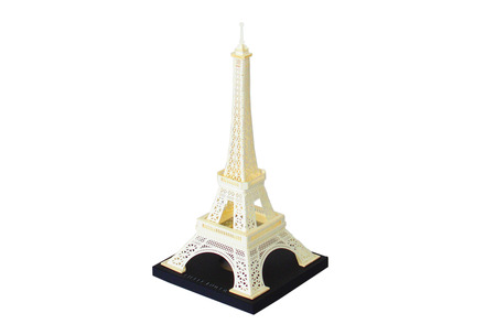Eiffel Tower papernano picture