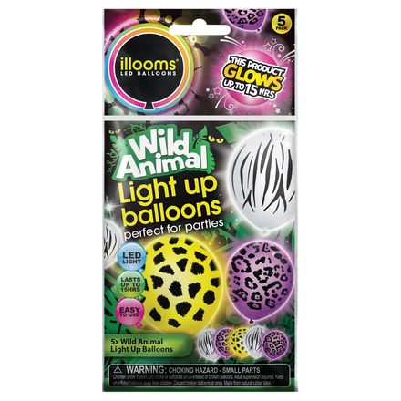 illooms Wild Prints - 5pk picture
