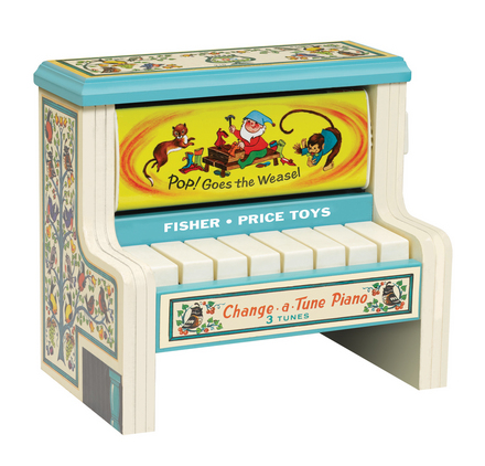 Fisher Price Change-A-Tune Piano picture