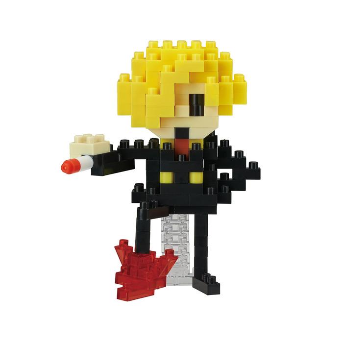 One Piece Luffy Nanoblock
