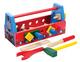 Thomas Wood Tool Box W/ Tools