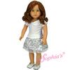"""""""Carly"""" - Dressed Auburn Doll"""