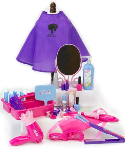 33-Piece Hair Salon Set picture