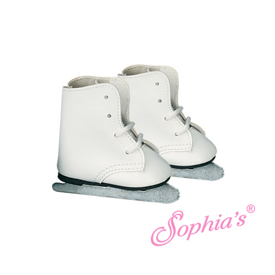 White Ice Skates picture