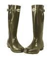 Original Tall Wellington Boot - Gloss Adjustable