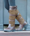 Broadway Long Leather Boot