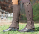Children's Plain Half Chaps