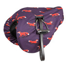 Waterproof Patterned Saddle Cover